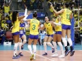 Vôlei: Meninas do Brasil voltam a enfrentar a Argentina, na cidade de Suzano