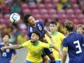 Seleção Olímpica do Brasil também decepciona ao ser derrotada pelo Japão