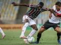 Gol contra bizarro dá a vitória ao Fluminense sobre o Atlético Goianense