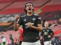 Cavani foi determinante para a virada do Manchester United contra o Southampton