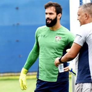 Fratura numa das mãos impedirá o goleiro Muriel de defender o Fluminense