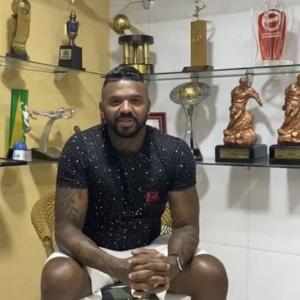 Goleiro Felipe foi confirmado como novo contratado do Botafogo, da Paraíba