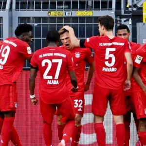 Bayern de Munique derrota o Borussia Dortmund e se aproxima de mais um título