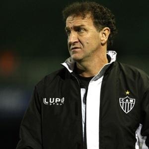 Dirigentes do Atlético Mineiro anunciaram a contratação do treinador Cuca