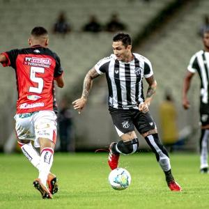 Ceará vai em busca dos três pontos encarando o Vitória, na Arena Castelão