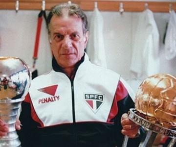 Mestre Telê Santana foi citado entre os 50 melhores treinadores do mundo