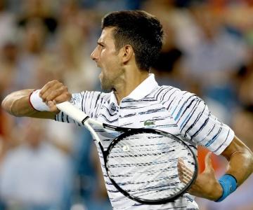 Novak Djokovic vence Lucas Pouille e vai às semifinais do torneio de Cincinnati