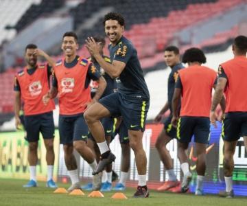 Bastante modificado, Brasil espera vencer a Coreia do Sul, em Abu Dhabi