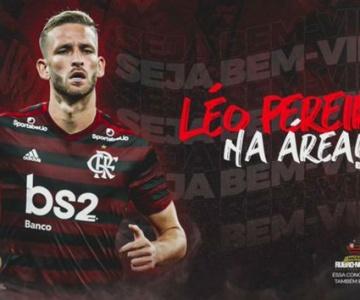 Flamengo anuncia a aquisição de Léo Pereira, zagueiro do Athletico Paranaense