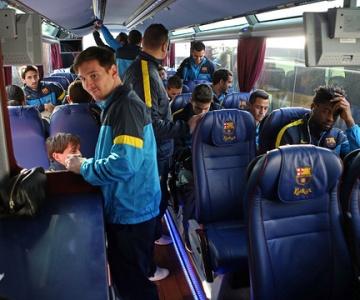 """Por conta do """"Coronavírus"""", jogadores do Barcelona serão examinados em Nápoles"""