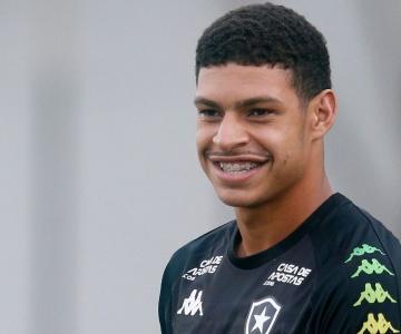 Atacante Luis Henrique deverá ser contratado pelo Olympique, de Marselha