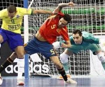 Seleção Brasileira de Futsal foi convocada para amistoso contra a Espanha
