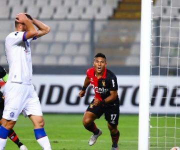 Gol contra provocou a derrota do Bahia em sua estreia na Copa Sul-Americana