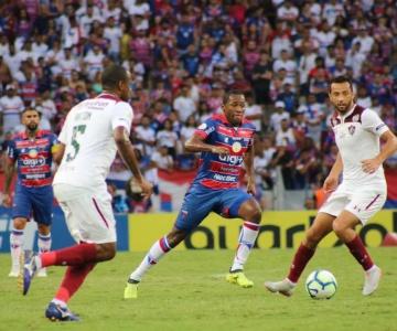 Fortaleza está animado para o duelo de tricolores diante do Fluminense