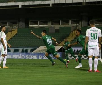 Guarani joga melhor e impôe segunda derrota consecutiva à lider Chapecoense