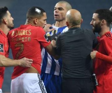 Porto e Benfica empataram no grande clássico português da Liga NOS
