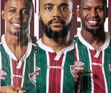 Fluminense confirma as contratações e Samuel Xavier e mais dois jogadores