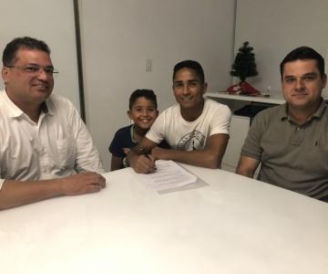 Experiente Jorge Henrique é anunciado como mais novo reforço do Náutico