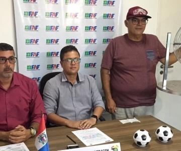 """Conhecidos os árbitros que trabalharão na primeira rodada do """"Alagoano 2019"""""""