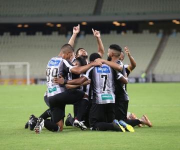 Ceará estreia na Copa do Nordeste goleando o campeão Sampaio Corrêa