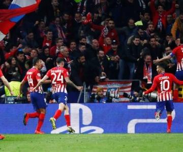 Atlético de Madrid vence a Juventus e se aproxima das Quartas de Final