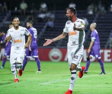 Atlético-MG conquistou importante vitória jogando contra o Defensor, no Uruguai