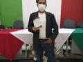 Contratado pelo Zumbi, supervisor penedense Erivaldo Domício foi homenageado