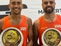 Penedense Mateus Pinheiro conquistou o título de torneio de futevôlei em Curitiba
