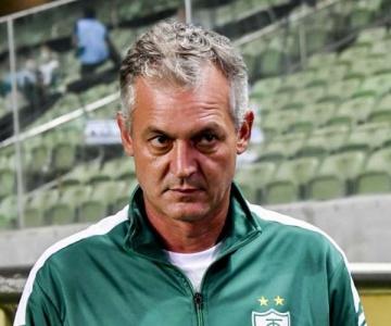 Após passar sete jogos sem vencer, técnico Lisca deixa o América Mineiro