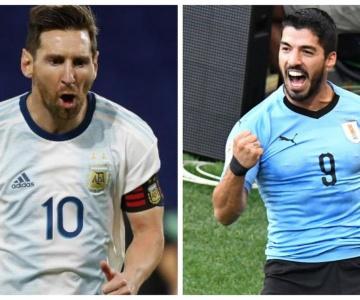 Argentina e Uruguai prometem fazer um belo duelo no Estádio Mané Garrincha