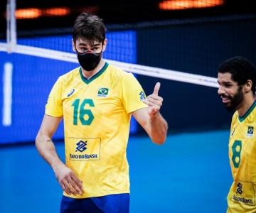 Vôlei: Brasil supera a Itália e garante vaga nas semifinais da Liga das Nações